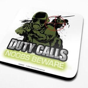 Posters Podtácek Duty Calls - Posters