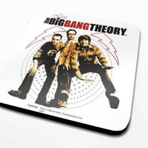 Posters Podtácek The Big Bang Theory (Teorie velkého třesku) - Fisheye - Posters
