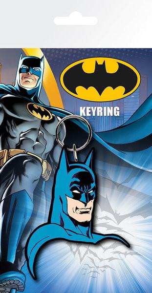 Posters Klíčenka Batman Comic - Face - Posters