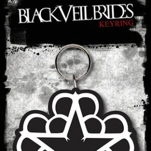 Posters Klíčenka Black Veil Brides - Star - Posters