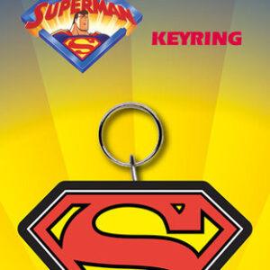 Posters Klíčenka Superman - Logo - Posters