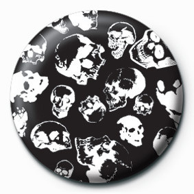 Posters Placka SKULL (MULTI) - Posters