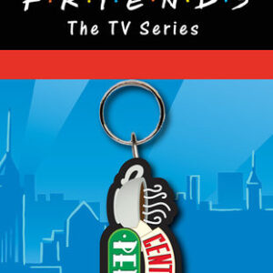 Posters Klíčenka Přátelé TV - Central Perk - Posters
