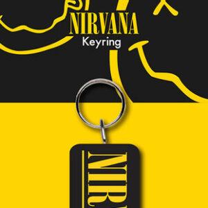 Posters Klíčenka Nirvana - Logo - Posters