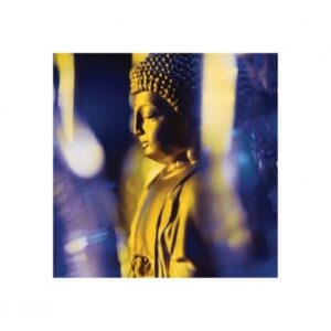 Posters Reprodukce Blue Buddha