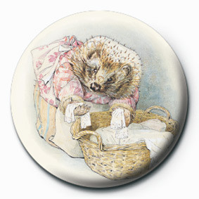 Posters Placka BEATRIX POTTER (MRS TIGGY) - Posters