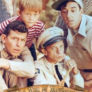 Posters Plechová cedule Griffith - Men of Mayberry