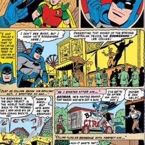 Posters Fototapeta Batman and Robin Comic