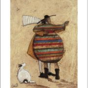 Posters Reprodukce Sam Toft - Dancing Cheek To Cheeky
