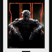 Posters Call of Duty: Black Ops 3 - Cover rám s plexisklem - Posters