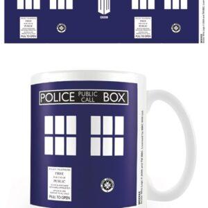 Posters Hrnek Doctor Who - Tardis - Posters