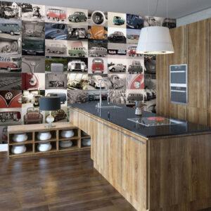 Posters Fototapeta VW Volkswagen