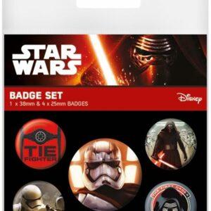 Posters Placka Star Wars VII: Síla se probouzí - First Order - Posters
