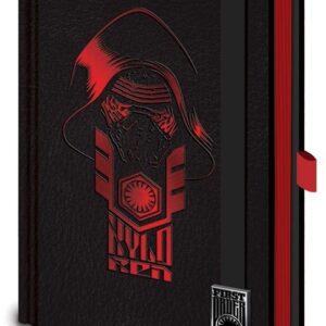 Posters Star Wars VII: Síla se probouzí - Kylo Ren Premium A5 Notebook Psací potřeby - Posters