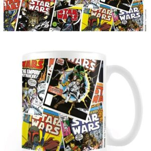 Posters Hrnek Star Wars - Comic Covers - Posters