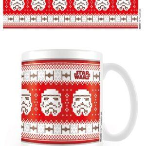 Posters Hrnek Star Wars - Stormtrooper Xmas - Posters