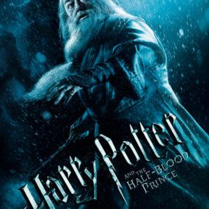 Posters Reprodukce Harry Potter a Princ dvojí krve - Albus Brumbál