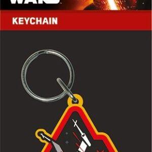 Posters Klíčenka Star Wars VII: Síla se probouzí - X Wing - Posters