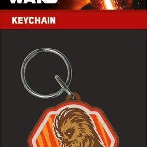 Posters Klíčenka Star Wars VII: Síla se probouzí - Chewie - Posters