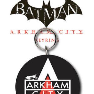 Posters Klíčenka Batman Arkham City - Logo - Posters