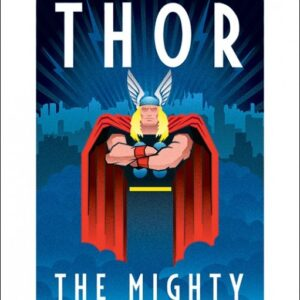Posters Reprodukce Marvel Deco - Thor