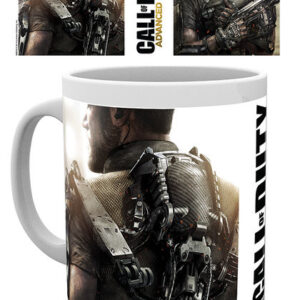 Posters Hrnek Call of Duty Advanced Warfare - Front and b - Posters