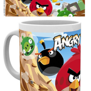 Posters Hrnek Angry Birds - Destroy - Posters