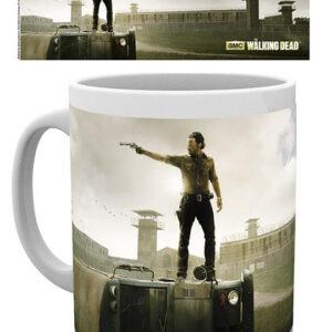 Posters Hrnek Walking Dead - Prison - Posters