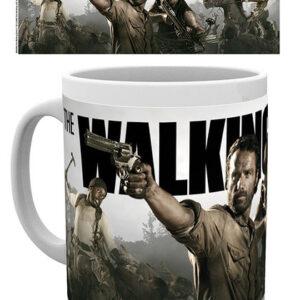 Posters Hrnek Walking Dead - Banner - Posters