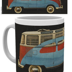 Posters Hrnek VW Volkswagen Camper - Advert - Posters
