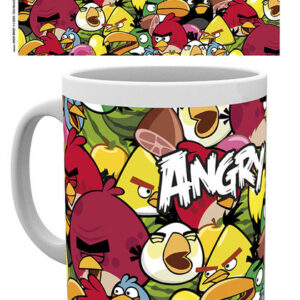 Posters Hrnek Angry Birds - Pile Up - Posters