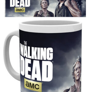 Posters Hrnek The Walking Dead - Carol and Daryl - Posters