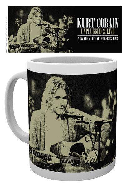 Posters Hrnek Kurt Cobain - Unplugged - Posters
