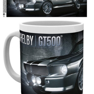 Posters Hrnek Ford Shelby - Black GT500 - Posters