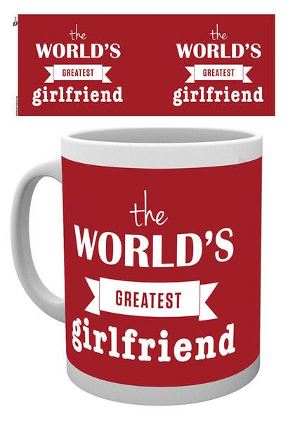 Posters Hrnek Worlds Greatest Girlfriend - Posters