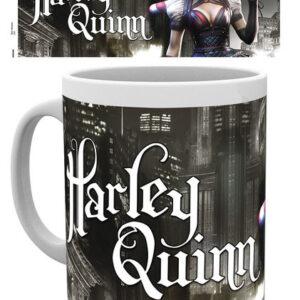 Posters Hrnek Batman Arkham Knight - Harley Quinn - Posters