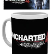 Posters Hrnek Uncharted 4 - A Thief's End - Posters