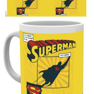 Posters Hrnek Superman - Is It A Bird? Dad mug - Posters