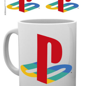 Posters Hrnek Playstation - Colour Logo - Posters