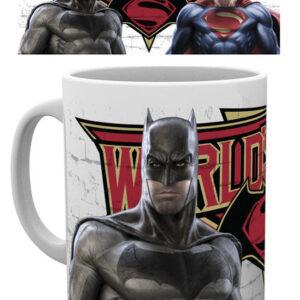 Posters Hrnek Batman vs. Superman: Úsvit spravedlnosti - Worlds Finest - Posters