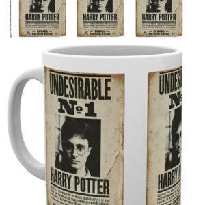 Posters Hrnek Harry Potter - Nežádoucí č.1 - Posters