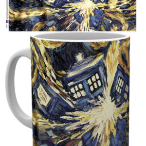 Posters Hrnek Doctor Who - Exploding Tardis - Posters