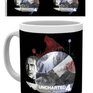 Posters Hrnek Uncharted 4 - Mountain - Posters