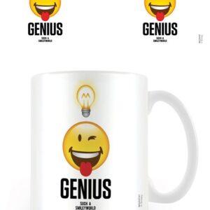 Posters Hrnek Smiley - Genius - Posters