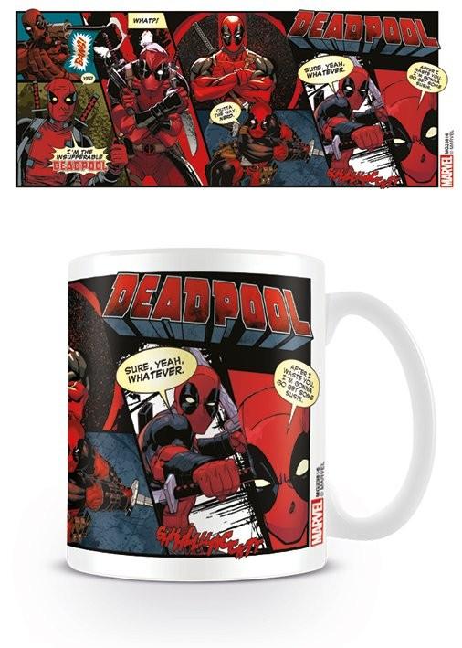 Posters Hrnek Deadpool - Comic - Posters
