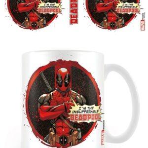 Posters Hrnek Deadpool - Insufferable - Posters