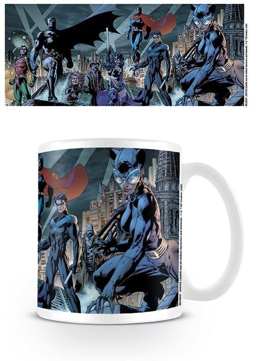Posters Hrnek Justice League - Batman Family - Posters