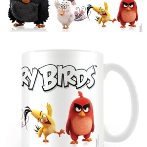 Posters Hrnek Angry Birds - Line Up - Posters