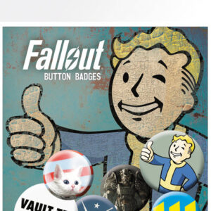 Posters Placka Fallout 4 - Mix 2 - Posters