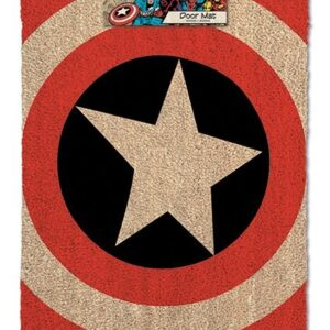 Posters Rohožka Captain America - Shield - Posters
